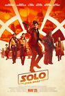 Han Solo: A Star Wars Story Movie Poster (2018) Made in USA - NEW - 11x17 13x19 $11.99 USD on eBay