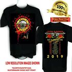 Guns N Roses 2019 Not In This Lifetime concert t shirt Sizes S-6X, Tall Sizes image