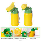 Reusable Portable Child Potty Urinal Cute Yellow and Green for Boys & Girls Cute image