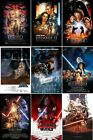 Star Wars Episode 1 2 3 4 5 6 Movie Poster Collection Bundle (Set of 6) USA NEW $11.99 USD on eBay