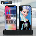 disney princes elsa frozen Phone Case iPhone X Samsung Galaxy
