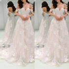 Womens Sexy Strapless Evening Dresses Backless Bridesmaid Wedding Party Dress