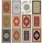 Kyпить Traditional Oriental Area Rug Carpet Crystal Velvet Medallion Floor Mat Runner на еВаy.соm