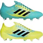 adidas Performance Mens Predator Malice Control Soft Ground Rugby Boots -