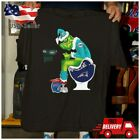 FREESHIP Grinch NFL Official Team Football Miami Dolphins T-Shirt Black S-6XL $20.99 USD on eBay
