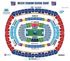 New York Giants vs. Miami Dolphins 12/15/19 1:00 pm with Metlife Parking 2 Tix $100.0 USD on eBay