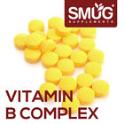 High Strength Vitamin B Complex Tablets Vitamin B2 B4 B6 B5 B3 & B12 Supplement £4.99 GBP on eBay
