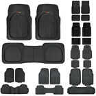 Car Floor Mats for Sedan SUV Van Truck Multiple Material & Style Universal Fit $32.9 USD on eBay