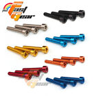 CNC Fuel Cap Bolts Replacement Fit Triumph Daytona 955i Speed Triple 1050 05-10 $15.88 USD on eBay