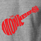 THE MONKEES T-Shirt Charlie TV Series 60's Retro Rock Pop Band Logo Gildan Tee image