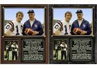 Bud Grant Fran Tarkenton Minnesota Vikings Legends Photo Plaque $27.95 USD on eBay
