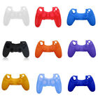 For Playstation 4 PS4 Controller Silicone Rubber Gel Protective Cover Skin Case