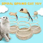 49DF Spring Spring Cat Toy Funny Cat Toy Interactive False Mouse Sturdy