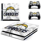 Choose Console - Los Angeles Chargers - Vinyl Skin + 2 Controller Skins [0263] $15.85 USD on eBay