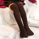 Women Knitted Leg Warmer Boot Toppers Thick Crochet Cuffs Cover Leggings Socks