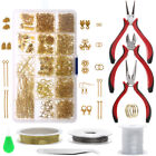 Craft DIY Jewelry Making Supplies Kits Jewelry Findings Starter Kit Repair Tools