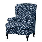 INSMA Stretch Wing Chair Cover Slipcover Wingback Armchair Furniture Protector