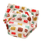Baby Training Pants Diaper Nappy Washable Wrap For Infant Toddler 1Pc Reusable image