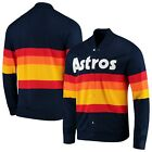 Houston Astros 1986 Mitchell & Ness Rainbow Throwback Sweater: XS S M Button Up on Ebay