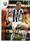 WEST BROMWICH ALBION TOPPS PREMIER GOLD STADIUM CLUB CHOOSE YOUR FOOTBALL CARDS