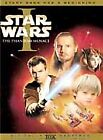 Star Wars: Episode I - The Phantom Menace [Widescreen Edition] $4.76 USD on eBay