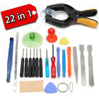 US Universal Phone Screen Opening Tool Repair Screwdriver Kit For iPhone Android