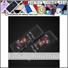 Etui Coque Housse DON'T TOUCH Cuir PU Leather Wallet Case Samsung Galaxy A6 2018