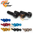 CNC Fuel Cap Bolts Replacement Fit Suzuki GSX-S1000 /ABS SV 650 /S /ABS 16-17