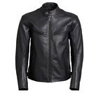 Triumph Motorcycles Mens Copley Leather Jacket MLHS19102 $175.0 USD on eBay