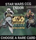 Kyпить Star Wars CCG Endor Rare Single Cards - Choose Your Card - SWCCG на еВаy.соm