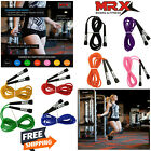 US PVC Wire Speed Skipping Jump Rope Adjustable Crossfit Fitnesss Exercise 9FT