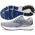 Brooks Adrenaline GTS 19, Men's Sizes 10-12.5 Extra Wide (4E), Grey/Blue NEW