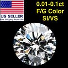 Loose Untreated Natural Diamond SI/VS Small Melee Wholesale 0.01-0.1 Carat Sizes