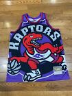 Toronto Raptors Mitchell & Ness Big Face NBA Swingman Jersey on eBay