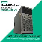 HP ProLiant ML310e Gen8 V2 Quiet Storage Tower Server E3 V3 Quad Core Configurab