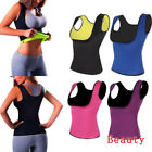 Women Sweat Sauna Body Shaper Thermo Neoprene Waist Trainer Slimming Vest HOT