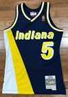 Mitchell and Ness Indiana Pacers Jalen Rose Swingman Jersey
