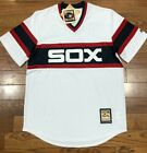 Chicago White Sox Harold Baines copperstown majestic jersey on Ebay