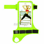 Running Riding Sports Thumb Wristband Arm Band For Cell Phone Case Cover Bag USA