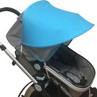 Baby Stroller Sun Visor Carriage Sun Shade Canopy Cover For Prams Accessories