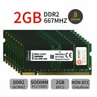 20GB 16GB 8GB 4GB (2x 2GB KIT) DDR2 KVR667D2S5K2/ 4G SODIMM RAM Für Kingston DE