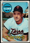 1969 Topps Baseball - Pick A Player - Cards 221-440