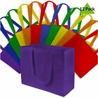 """16"""" W X 12"""" H X 6"""" D Large Size Reusable Grocery Bags, Heavy Duty Shopping..."""