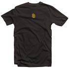 San Diego Padres T-Shirt SD Mini Logo Soft Tee (S-3XL) MLB on Ebay