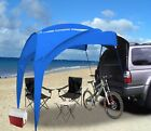 ☑️ TEAM TAILGATE EVENT CANOPY TAILGATING SUN SHADE SHELTER TENT CAMPER AWNING 😲