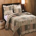 Greenland Home Sedona Quilt & Sham Set Twin Full/Queen Or King