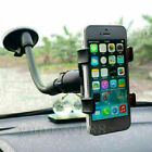 Car AUTO ACCESSORIES 360°Rotating Phone Windshield Mount GPS Holder Universal US