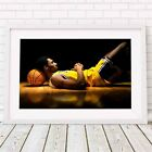 Kobe Bryant - NBA Basketball Poster Picture Print Sizes A5 to A0 *FREE DELIVERY* on eBay