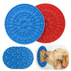 Bones Shower Grooming Sucker Dog Feeding Feeder Bowl Pet Food Mat Silicone