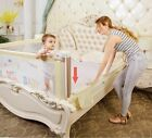Внешний вид - Portable Travel Bed For Baby Guardrail Kids Playpen Safety Rails Security Fence